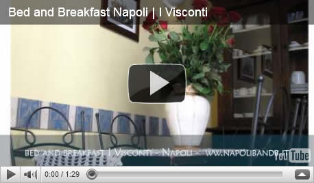 bed and breakfast napoli - video