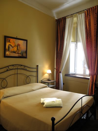 bed and breakfast napoli - una stanza
